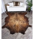 Buffalo Robe / Bison Hide Rugs