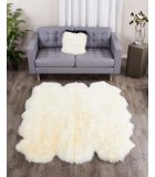 Sheep Fur Rugs