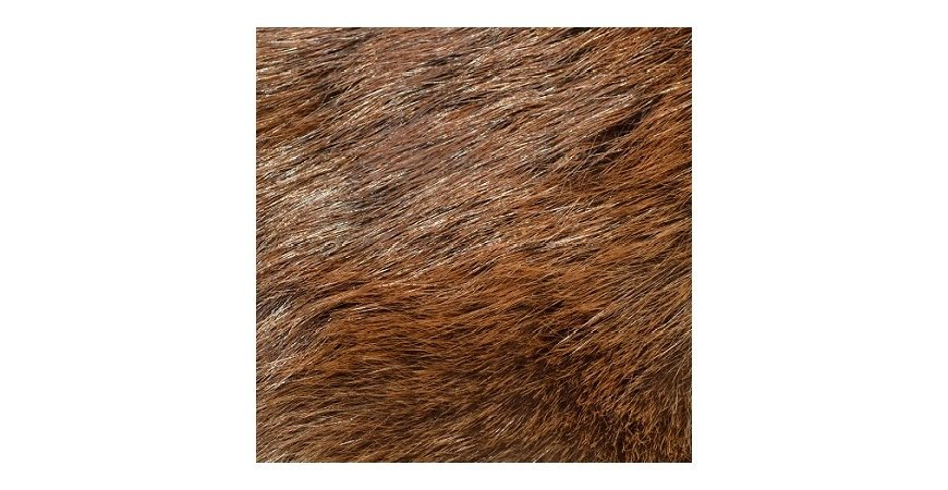 How do you clean fur?